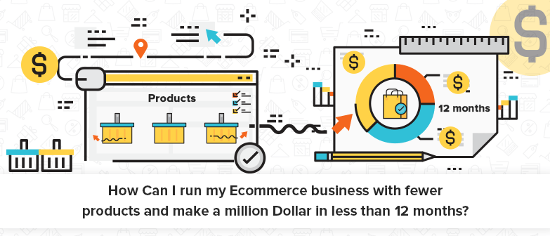 How-Can-I-run-my-Ecommerce-business-with-fewer-products-and-make-a-million-Dollar-in-less-than-12-months