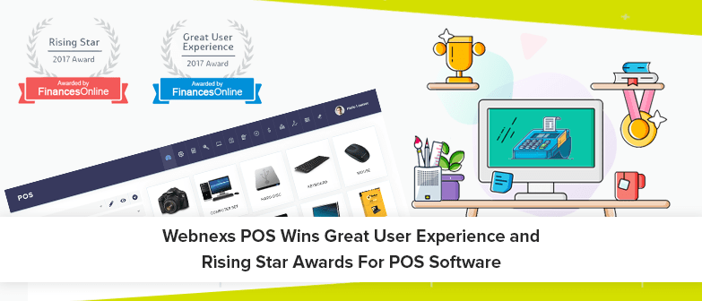 Webnexs-POS-Wins-Great-User-Experience-and-Rising-Star-Awards