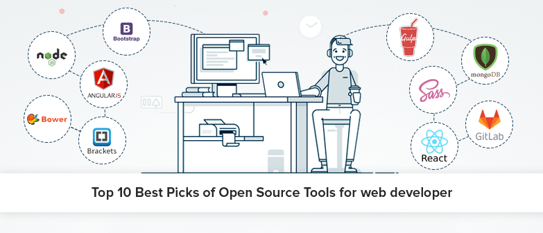 Top-10-Best-picks-of-open-source-tools-for-web-developer