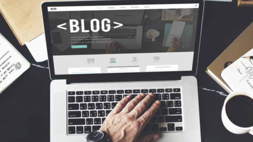 Integrate a blog to promote your products